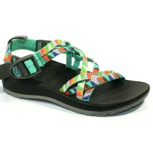 Chaco Kida ZX/1 Ecotread Multi-Color Sandals 13